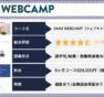 DMM WEBCAMP(ウェブキャンプ)の評判・料金・就職先を解説